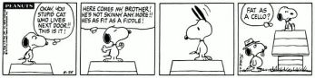 Snoopy's Brother