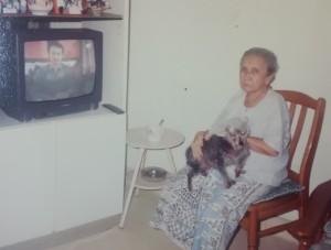 Mama with Jaime